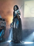 Miss Edith of dj Violin - Fashion