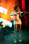 Miss Edith of dj Violin - groupon